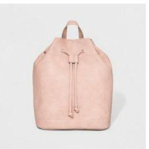 Blush Backpack(purse)